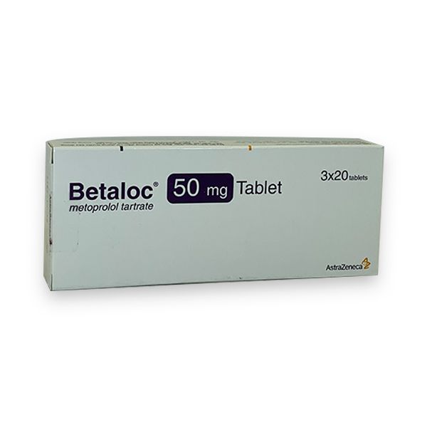 Thuốc Betaloc ZOK 50mg