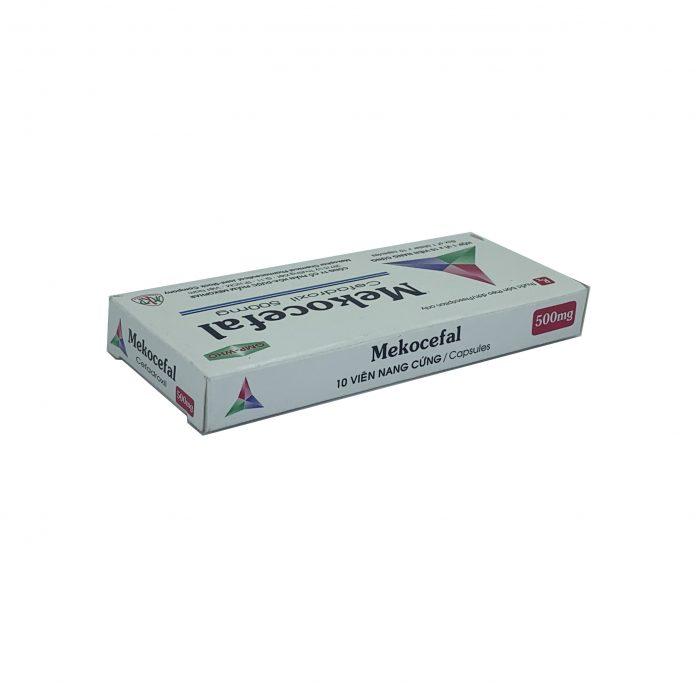 Thuốc Mekocefal 500mg
