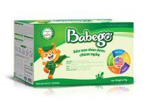 Hộp 20 gói sữa non Babego