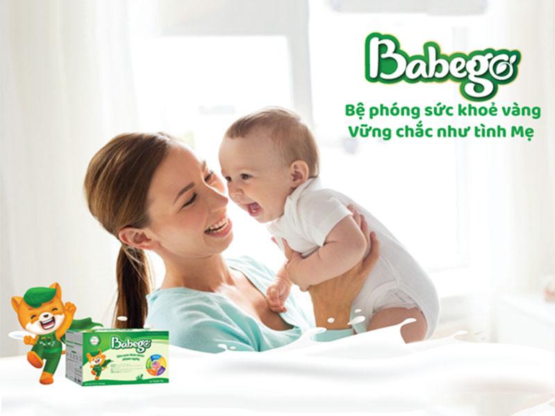 Sữa non thảo dược Babego là gì?