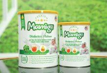 Sữa tiểu đường thảo dược Mamigo Diabetes Platinum có giúp ổn định đường huyết và ngăn ngừa biến chứng đúng không?