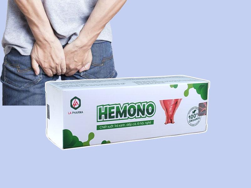 Công dụng của Hemono Gel