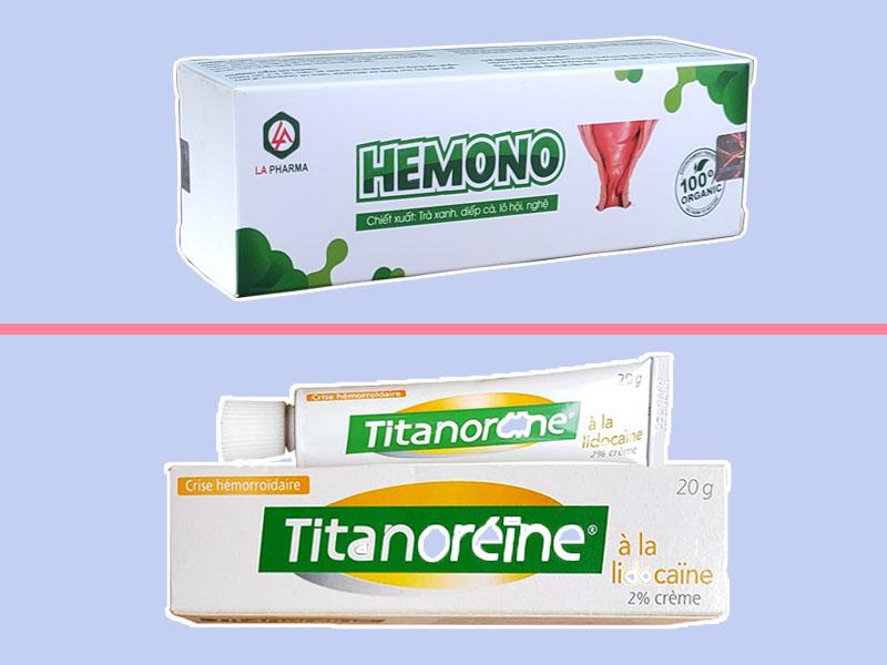 Ưu điểm của Hemono Gel