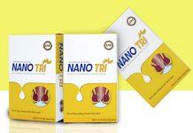 Viên uống Nano Trĩ